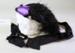 Ladies bonnet.; Unknown maker; unknown; CR1979.072