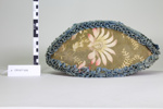 Cosmetic bag; Unknown maker; Unknown; CR1977.626