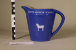 White Horse whisky jug; Wade Regicor; Unknown; CR2016.004.3