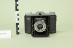 Zeiss Ikon Nettar camera and case; Zeiss Ikon A. G.; 1949; CR2005.183