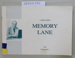 Book, A Trip Down MEMORY LANE with Gordon Parry; Gordon Parry; 1995; CR2019.100