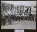Photograph, Cromwell Procession, possibly end or beginning of WWII; Unknown; Unknown; CR1980.005