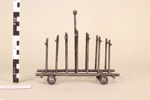 Toast rack; Unknown maker; Unknown; CR1977.130