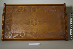 Tray; Unknown maker; Uknown; CR1977.360