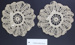 Doily; Unknown maker; Unknown; CR2015.009.18