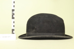 Bowler hat; Unknown maker; Unknown; CR1985.1277