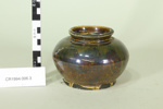 Pickled cabbage jar; Unknown maker; Unknown; CR1994.006.3