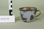 Child's cup; Unknown maker; Unknown; CR1977.163