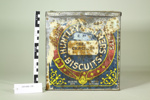 Biscuit tin; Huntley & Palmers; Unknown; CR1980.128