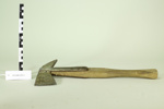 Firemen's hatchet, holders and belts; Unknown maker; Unknown; CR1986.032