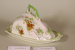 Cheese dish; Unknown maker; Unknown; CR1979.001