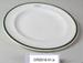 Dinner plates (2); Dunn Bennett & Co.Ltd.; Unknown; CR2018.041