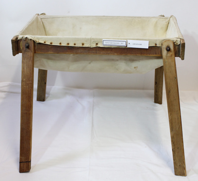 Bassinet; Unknown maker; 1897; CR1978.568