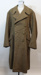 NZ Army great coat; Unknown; Unknown; CR2018.047.4