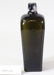 Dark glass bottle with cork; Unknown maker; Unknown; CR2012.143