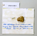 Moa droppings; Animal; Dated over 3000 years old; CR2012.588.4