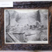 Photograph, Bannockburn, sluicing and tunneling for gold. Recycled wood frame.; Unknown; Unkown; CR2003.090