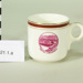 Demitasse coffee cup and saucer; Dunn Bennett & Co.Ltd.; Unknown; 2016.021.1