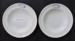 Soup plates; Grimwades Ltd.; Unknown; CR2019.031.1