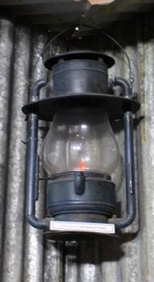 Lantern; Unknown maker; Unknown; CR1977.715