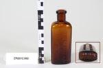 Bottle; H H Warner; c. 1896-1906; CR2012.062