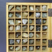 Boxed collection of rock specimens.; CR2017.009