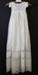 Christening gown; Abigail Gordon; !861-1863; CR2019.027.8