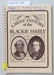 Book, A BRIEF HISTORY of the BLACKIE FAMILY; 1981; CR2018.033
