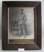 Photograph, Private William Mitchell, WW1; Unkown; CR1980.076
