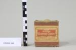 Box of cyanide gauze.; Unknown maker; Unknown; CR2005.184