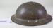 Brown F & L 1940 steel combat helmet; Fisher & Ludlow Ltd; 1940; CR2018.047.2