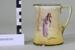"Royal Doulton Shakespeare ""Ophelia"" jug.; Doulton and Company; CR1979.010"