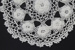 Doily; Unknown maker; Unknown; CR2015.009.32