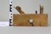 Wooden Dado Plane; Unknown maker; CR1994.019.6