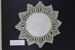 Doily; Unknown maker; Unknown; CR2015.009.28