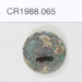 Coin; Unknown maker; Unknown; CR1988.065