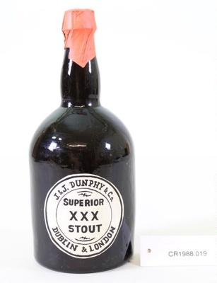 Beer bottle; Unknown maker; Unknown; CR1988.019
