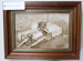 Photograph, 2nd Magnetic Dredge, framed; Unknown; 1902; CR2007.078