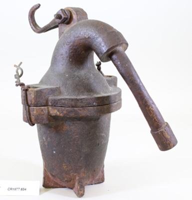 Mercury condenser; Unknown maker; Unknown; CR1977.834
