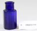 Blue bottle; Jacob Hulle; Unknown; CR2012.114