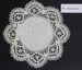 Doily; Unknown maker; Unknown; CR2015.009.22