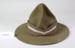 NZ Mounted Rifles hat; Unknown; Unknown; CR2018.047.3
