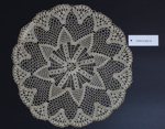 Doily; Unknown maker; Unknown; CR2015.009.19