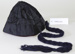 Chinese cap with plait tail; Unknown maker; Unknown; CR2012.453