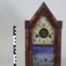 Mantel or shelf clock; Unknown maker; Unknown; CR1977.383