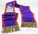 Oddfellows purple sash; Unknown maker; Unknown; CR1986.055.2