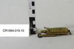 Cigarette Lighter; Unknown maker; 1920-1930; CR1994.019.10