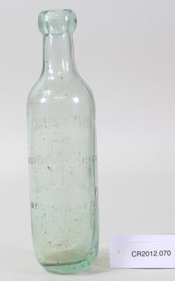 Thomson & Co. bottle; Thomson & Co., Dunedin; 1905?; CR2012.070