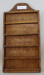 Hymn board, old Methodist Church, Cromwell; J. D. Smart; 1932; CR2016.031.6