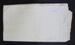 Single cotton sheet; Ruia Fabrics Pvt Ltd; Unknown; CR2015.009.83